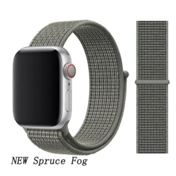 Other - ❤️NEW Spruce Fog Sport Loop Strap For Apple Watch